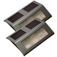 Sunforce Solar Dock Light, 2-Pack