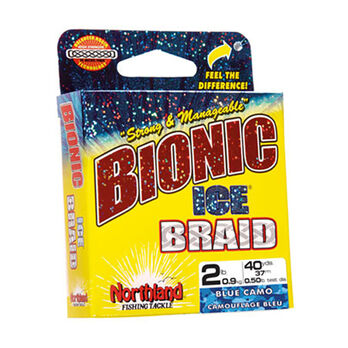 Northland Bionic Ice Braid Line
