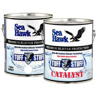 Sea Hawk Tuff Stuff White Primer Kit, 2 Gallons