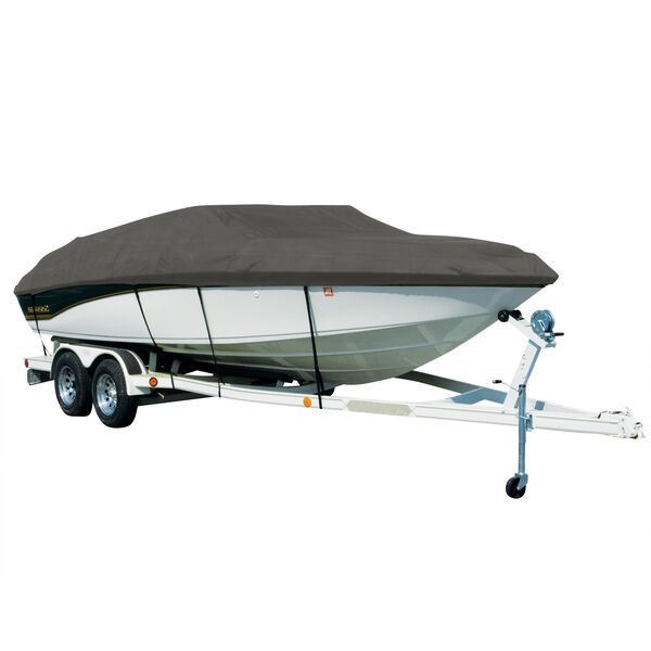 Exact Fit Covermate Sharkskin Boat Cover For BAYLINER CAPRI 2152 CA CUDDY