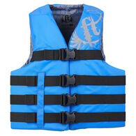 Full Throttle Adult Nylon Watersports Vest