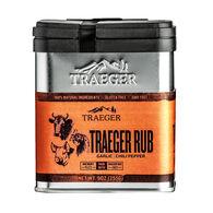 Traeger Garlic Chili Pepper Rub, 9 oz.