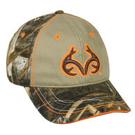 d3ad58d1b53 Realtree Men s Camo Cap