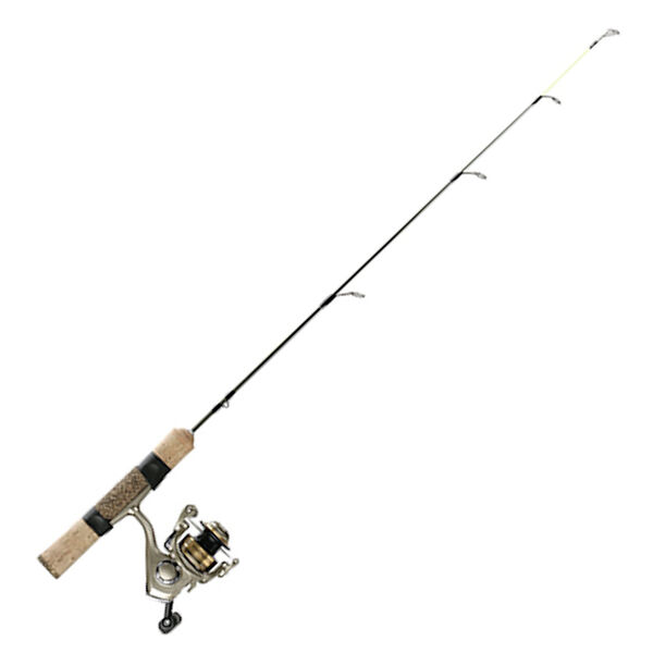 Microtech Walleye Ice Fishing Rod and Reel Combo