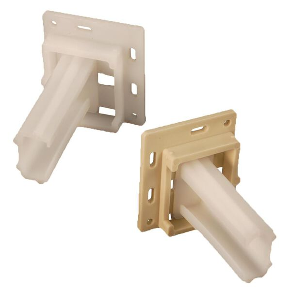 Drawer Slide Sockets - Small C-Shaped