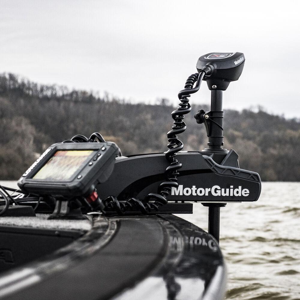 MotorGuide Xi3 FW Wireless Trolling Motor w/Pinpoint GPS & Transducer,  55lb  54
