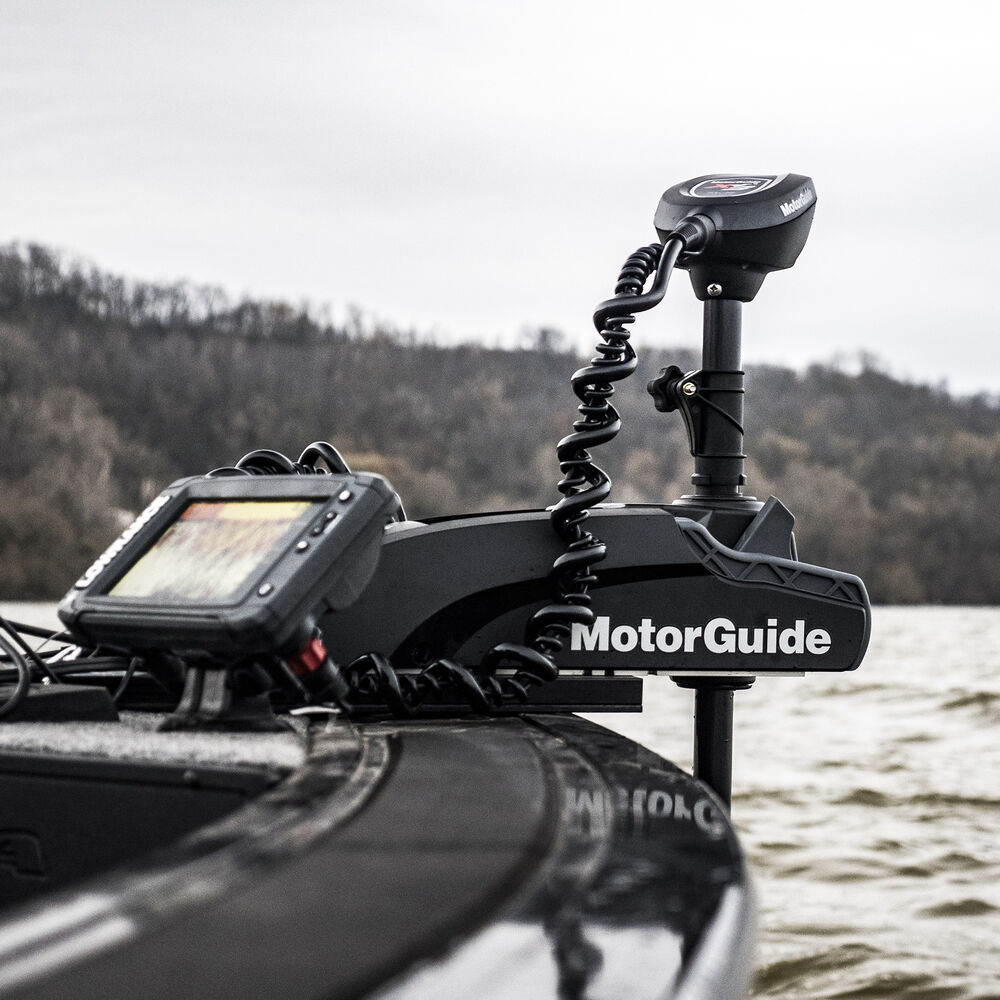 MotorGuide Xi3 Freshwater Wireless Trolling Motor, 45-lb  thrust, 48