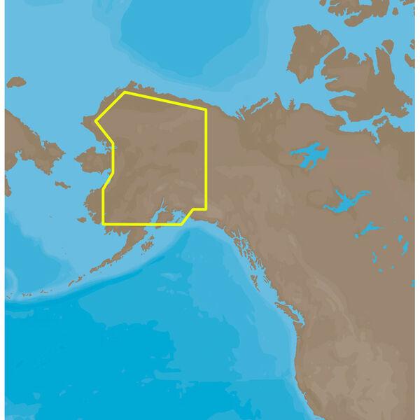 C-MAP MAX-N Wide, Alaska