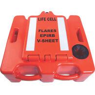 Kidde Trawlerman Life Cell Float Device For Emergency Gear