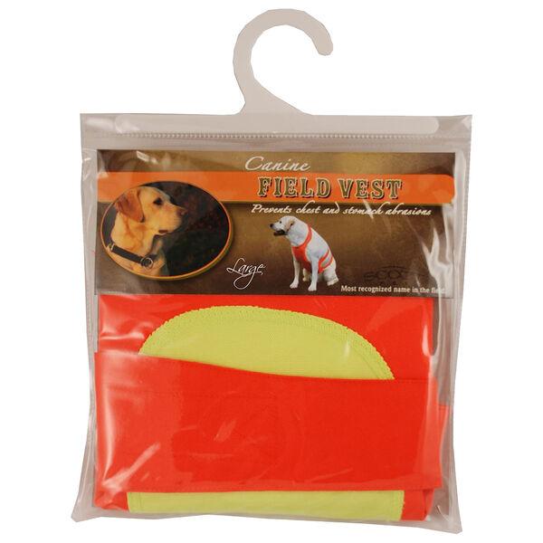 Scott Pet Tummy Saver Orange Field Vest