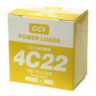 D.T. Systems CCI 4C22 (Yellow) Medium Power Loads