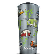 Tervis 30-oz. Stainless Steel Tumbler, Retro Camper