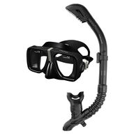 Head Tarpon Mask/Barracuda Snorkel Set