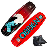 O'Brien Spark Wakeboard with Border Bindings