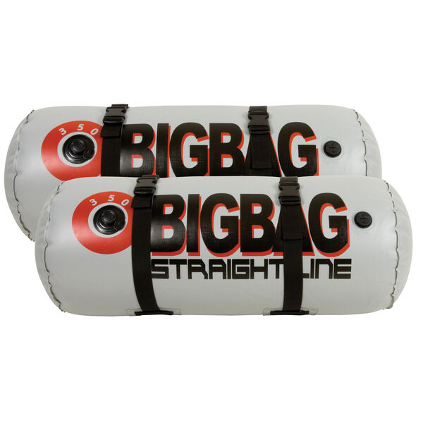 "Straight Line Big Bag Twin Pair, 38""L x 17"" dia., 350 lbs. each"