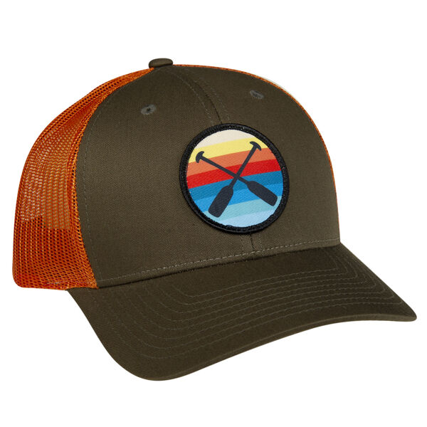 Richardson Men's Paddle Mesh Back Cap