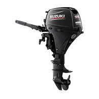 Suzuki 9.9 HP Outboard Motor, Model DF9.9BL2