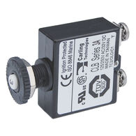 Blue Sea Systems Push-Button Reset-Only Screw Terminal Circuit Breaker, 3 Amps