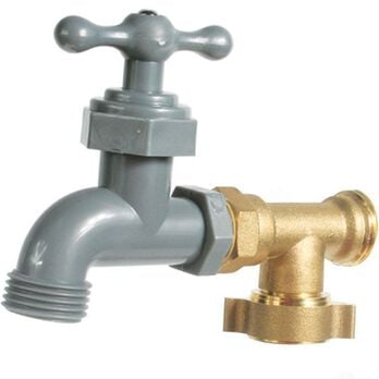 90 Degree Water Faucet