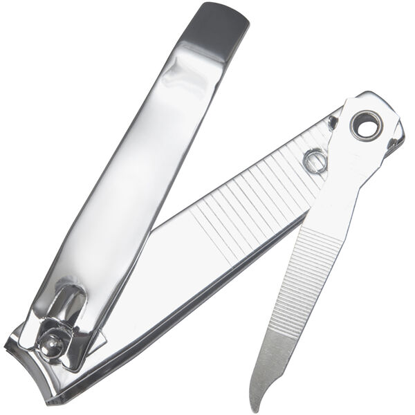 """Angler's Choice Plated Steel Clipper, 3"""""""