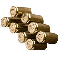 Lucky Shot USA 9MM Bullet Brass Push Pins, 8-Pack