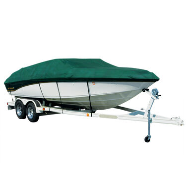 Sharkskin Cover For Key West Sportsman 1720 W/Low Bow Rails Shield & Grab Rail