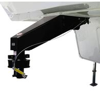 5th Wheel to Gooseneck Coupler with Cushion and Adjustable Height, Fits Lippert 1621 and 0719