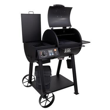 Oklahoma Joe's Rider 600 Pellet Grill