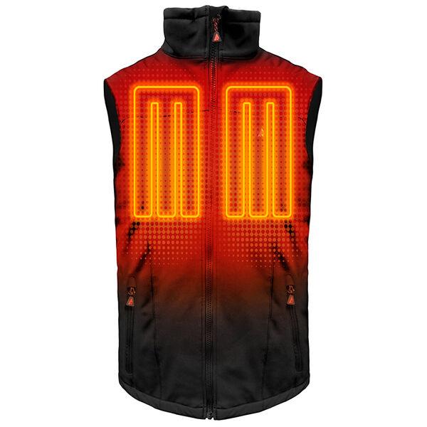 ActionHeat Men's 5V Battery-Heated Softshell Vest