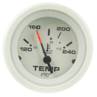 "Sierra Arctic 2"" Water Temperature Gauge"