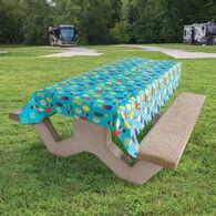 "Summer Tablecloth, 82"" x 54"