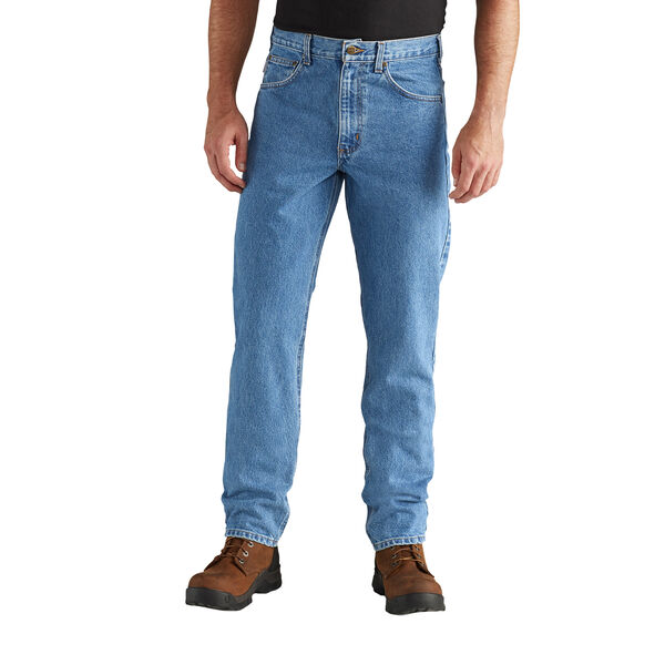 Carhartt Men's Traditional-Fit Tapered-Leg Jeans