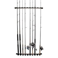 Rush Creek 3-in-1 Fishing Rod Rack