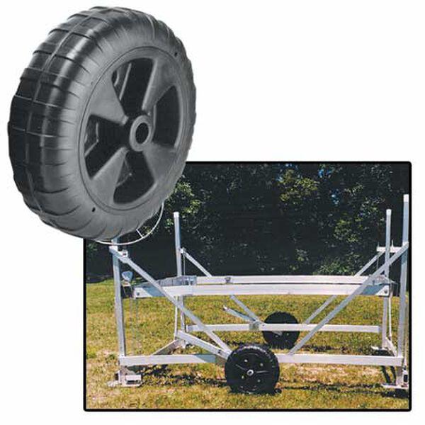 """Roll-In Dock Wheel, 24"""" Diameter x 8""""W, each"""