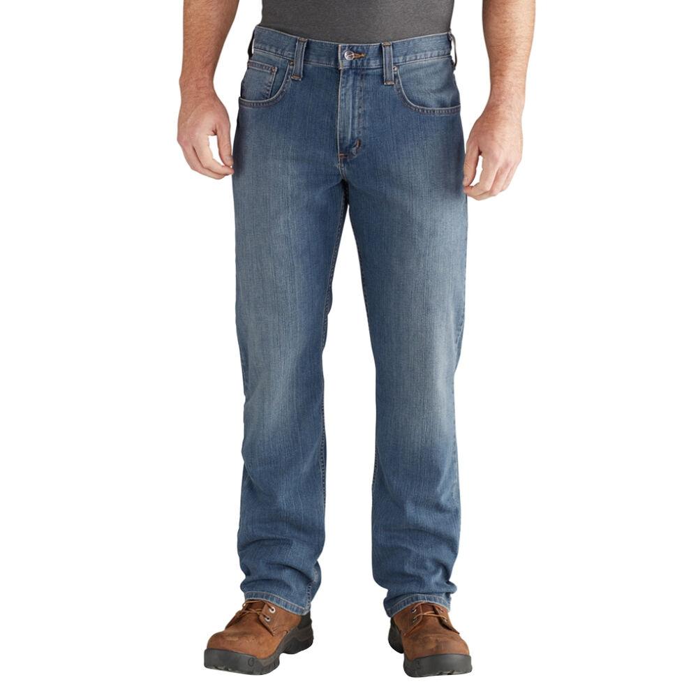 92578418192d3 Carhartt Men's Rugged Flex Relaxed-Fit Straight-Leg Jeans   Gander ...
