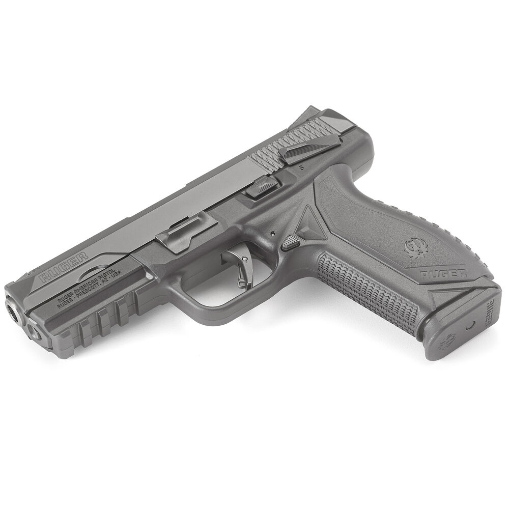 Ruger American Pistol, 9MM Luger, 17 Rd