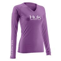 Huk Women's Performance Long-Sleeve Shirt