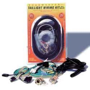 Taillight Wiring Kit with Bulbs