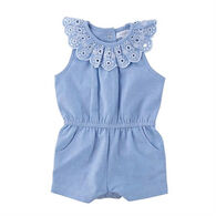 Mud Pie Girls' Mini Juniper Romper