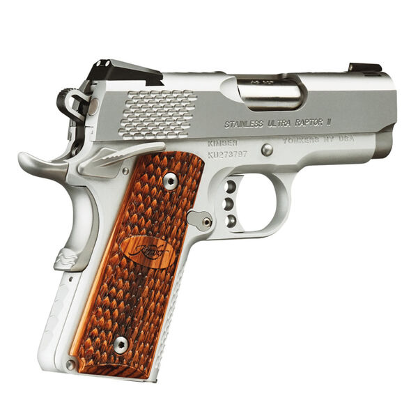 Kimber Stainless Ultra Raptor II Handgun