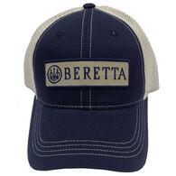 Beretta USA Men's Patch Trucker Hat