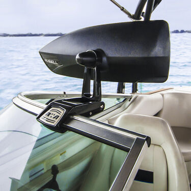 Roswell Windshield Mirror Mount With Mirror