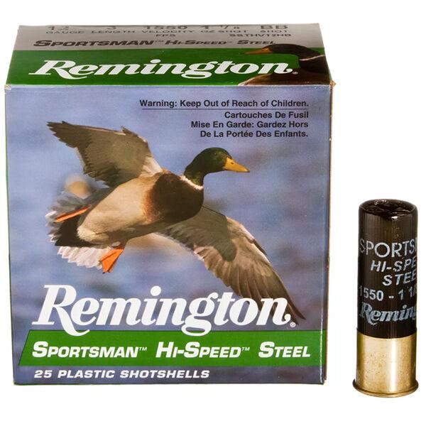"Remington Sportsman Hi-Speed Steel Shot Shells, 12-Ga., 3"", #2 Shot"