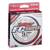 Sunline Super FC Sniper Fluorocarbon Line