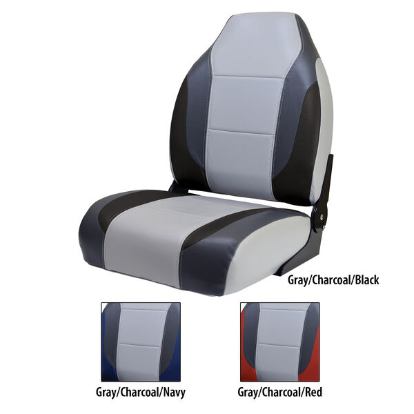 Wise High-Back Fishing Chair