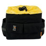 Nylon, Padded, Soft-side Drawstring Storage Bag, Medium