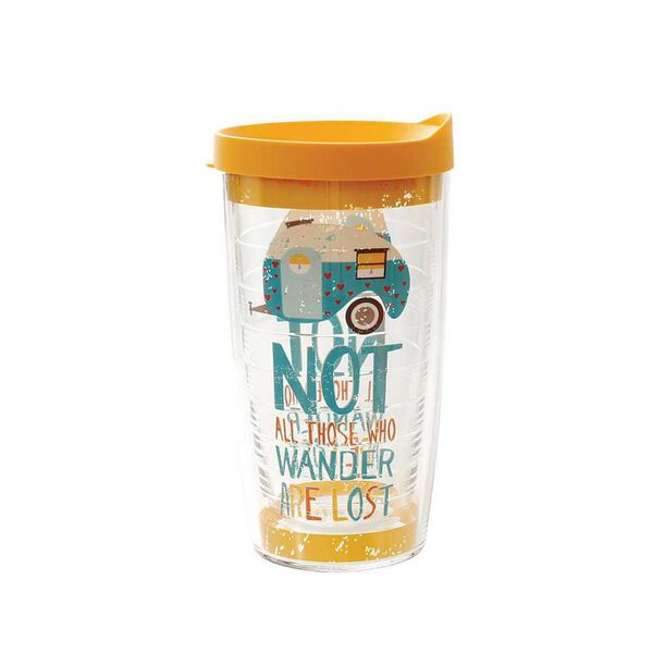 Tervis Tumbler, 16 oz. All Those Who Wander