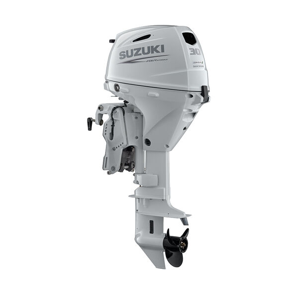 Suzuki 30 HP Outboard Motor, Model DF30ATLW3