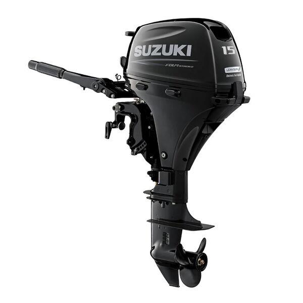 Suzuki 15 HP Outboard Motor, Model DF15AS3
