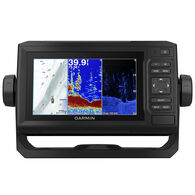 Garmin ECHOMAP Plus 63cv Chartplotter with GT20 Transducer